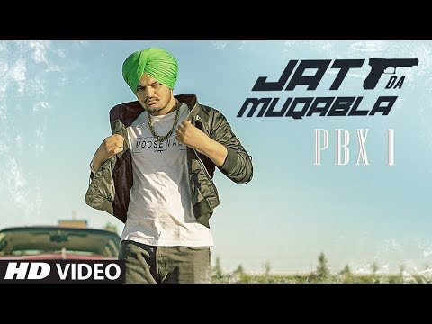 Video songs - JATT DA MUQABALA Video Song  Sidhu Moosewala   Snappy  New Songs 2018