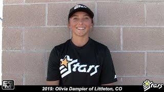 Olivia Dampier