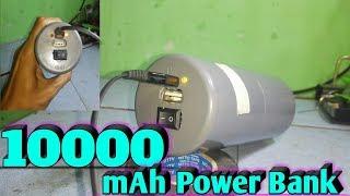 Video Cara buat Power Bank 10000mAh PVC Pralon Murah & mudah MP3, 3GP, MP4, WEBM, AVI, FLV Oktober 2018