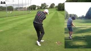 Video Hit Through The Golf Ball For Better Tee Shots MP3, 3GP, MP4, WEBM, AVI, FLV Juni 2018