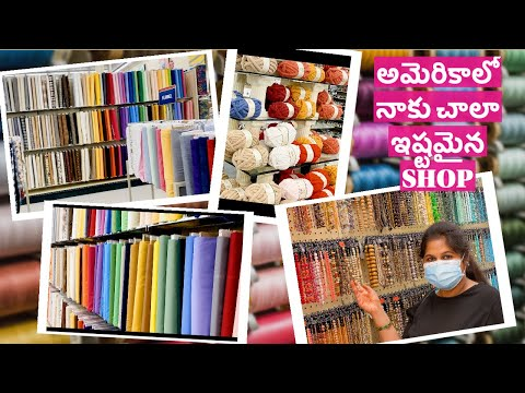 My all-time favorite Art & Crafts shopping in America | Hobby Lobby Haul | Telugu Vlogs From USA |