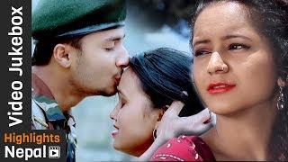 Nepali Hit Lok Dohori Video Jukebox | Nepali Lok Dohori Video Song Compilation 2017/2074
