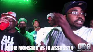 Central Battle Association | Eddie Monster vs. JR Assassyn