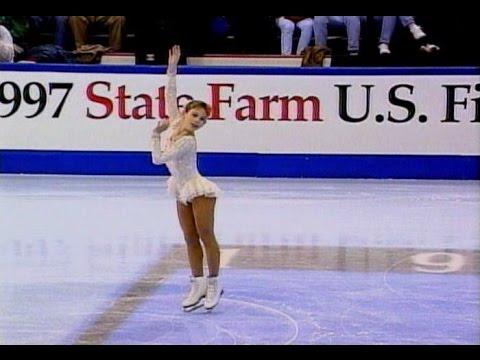 Tara Lipinski - 1997 U.S. Figure Skating Championships - Long Program