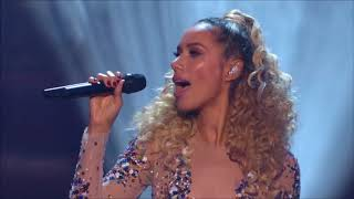 Video Nicole Richie Speech & Leona Lewis Performance MP3, 3GP, MP4, WEBM, AVI, FLV Juni 2018