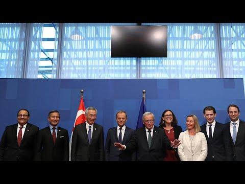 Βρυξέλλες: Ευρώπη και Ασία έρχονται πιο κοντά