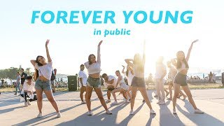 "Video [KPOP IN PUBLIC VANCOUVER FLASHMOB] BLACKPINK (블랙핑크): ""FOREVER YOUNG"" Dance Cover [K-CITY] MP3, 3GP, MP4, WEBM, AVI, FLV Januari 2019"