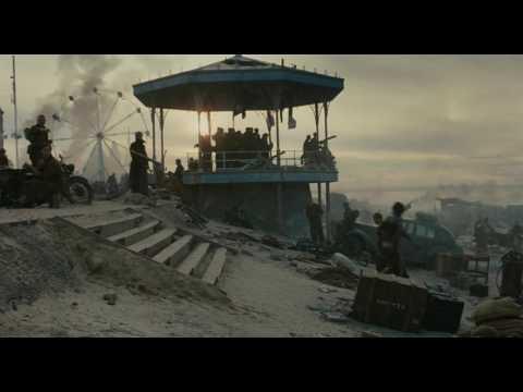 Atonement - Dunkirk beach scene