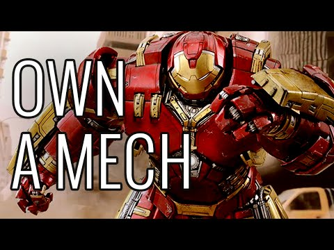 How to Own Your Own Mech Robot