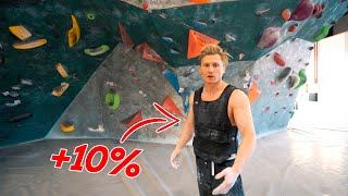 CLIMBING WITH ADDED WEIGHT | VLOG# 141 by Magnus Midtbø