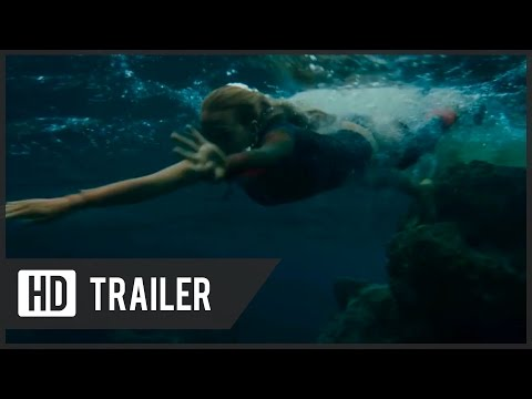 The Shallows (2016) - Official Trailer Full HD