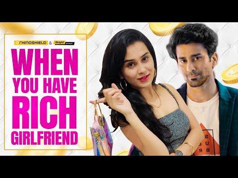 Alright! | When You Have Rich Girlfriend | Ft. Anushka Sharma & Ambrish Verma