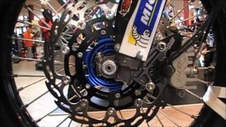 2. Yamaha YZ450F Rally bike - Fans Verhoeven, Dakar 2013-2014