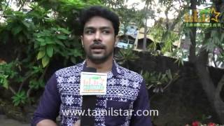 Harish at Vethu Vettu Movie Team Interview