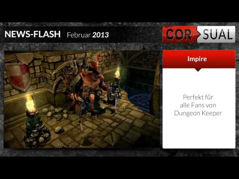 Corsual News-Flash 02/2013 (DE)