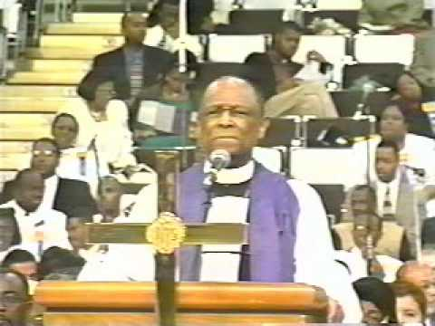 Bishop William M. James Sr.