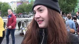 Video Irish Fears: Immigrants & immigration in Ireland 2018. Interviews on streets of Dublin. MP3, 3GP, MP4, WEBM, AVI, FLV Oktober 2018