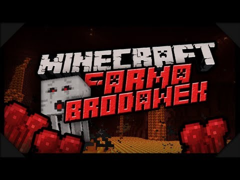 Minecraft: Farma Brodawek