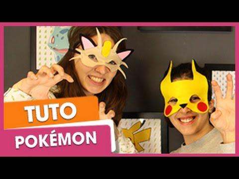 Déguisement : masques Pokémon I CitizenKid.com