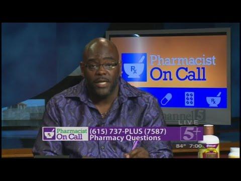 Pharmacist On Call: May