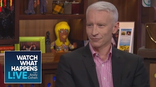 Video Anderson Cooper Asks Andy Cohen Who His First Crush Was | Host Talkative | WWHL MP3, 3GP, MP4, WEBM, AVI, FLV Juli 2018