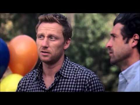 Grey's Anatomy 10x17 : Deleted scene - Owen, Jackson and Derek