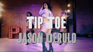 Video Tip Toe | Jason Derulo | Brinn Nicole Choreography | Pumpfidence MP3, 3GP, MP4, WEBM, AVI, FLV Maret 2018