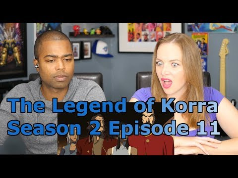 "The Legend Of Korra Season 2 Episode 11 ""Night Of A Thousand Stars"" (REACTION 🔥)"
