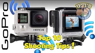 Video Top 10 Shooting Tips for Filming with a GoPro - GUIDE MP3, 3GP, MP4, WEBM, AVI, FLV September 2018