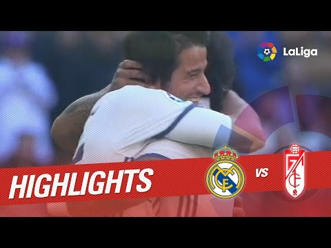 Resumen De Real Madrid Vs Granada CF (5-0)