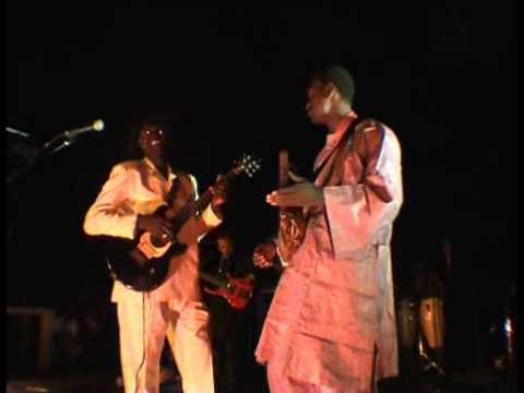Ali Farka Touré - Amandrai live at Segou Festival