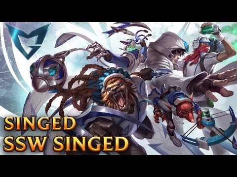 SSW Singed