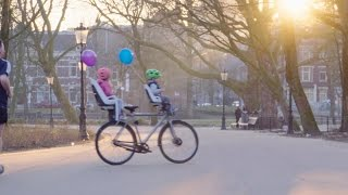 This spring, Google is introducing the self-driving bicycle in Amsterdam, the world's premier cycling city. The Dutch cycle more ...