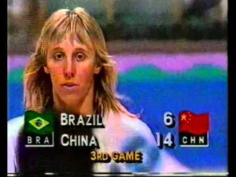 1990 Goodwill Games Women Volleyball Semifinals