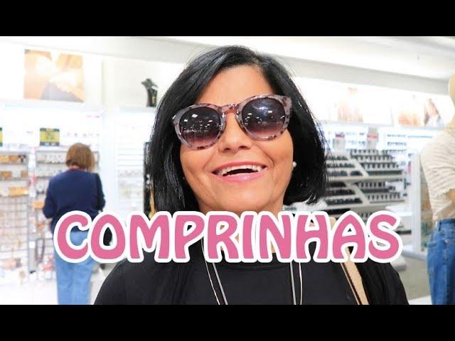 Comprinhas e Passeio das Meninas!!!! - Claudinha Stocco
