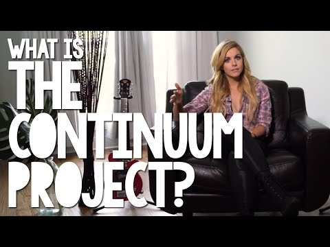What is THE CONTINUUM PROJECT??  005 | Lindsay Ell | Music