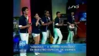 El Combo Adrenalina - ERES (en vivo QNMP)