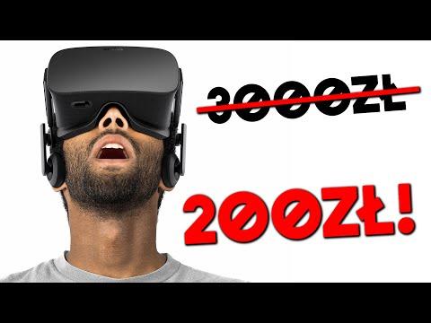 Masz Smartfona? Używaj go jak Oculus Rift VR!