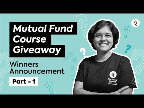 1 million Giveaway | Mutual Funds quiz Giveaway | CA Rachana Ranade