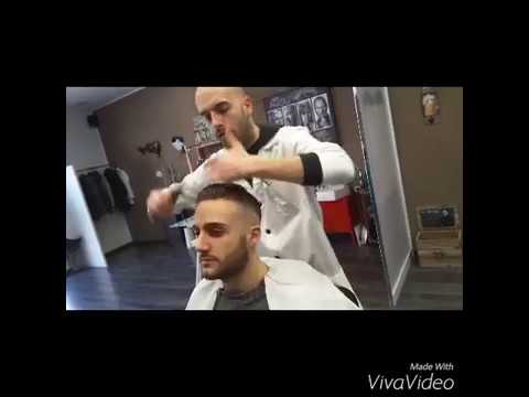 Uppercuts Barber Shop: crea il tuo stile | Alba Adriatica VIDEO