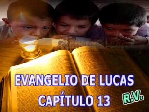 La Biblia Dramatizada - Evangelio De Lucas - Reina Valera
