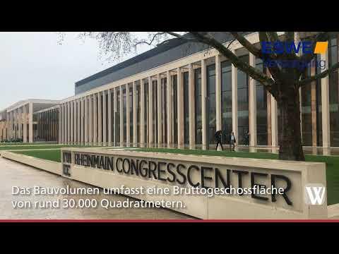 Rhein-Main-Congress-Center (RMCC) ist offiziell erö ...