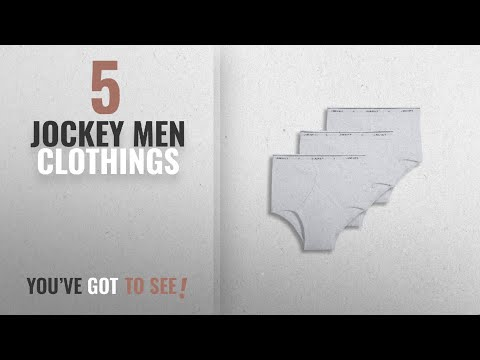 Top 10 Jockey Men Clothings [ Winter 2018 ]: Jockey Men's Underwear Classic Full Rise Brief - 3
