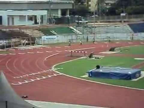 58º Campeonato Paranaense Adulto Prova 400 metros com barreiras