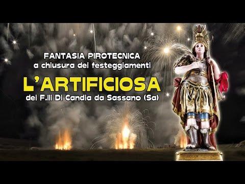 ADELFIA (Ba) - SAN TRIFONE 2016 - L'ARTIFICIOSA dei F.lli Di Candia da Sassano (Sa) - 20 Novembre