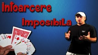Intoarcere Imposibila Ora de Magie - locul nr 1 in Romania pentru trucuri, iluzii, scamatorii, escrocherii si multe altele  Colour Changehttps://www.youtube.com/watch?v=YovX3wBbCuY  Pagina OdM Facebook https://www.facebook.com/Orademagie Pagina Personala http://www.facebook.com/barbualexandru Episoade noi in fiecare zi de vineri / sambata https://www.youtube.com/OraDeMagie (Subscribe) Abonati-va la Ora de Magie pentru a vedea cele mai incredibile trucuri  http://www.youtube.com/subscription_center?add_user=OraDeMagie