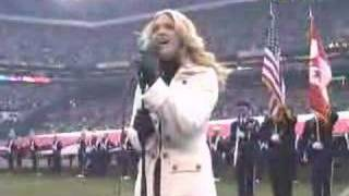 Carrie Underwood - NFL National Anthem
