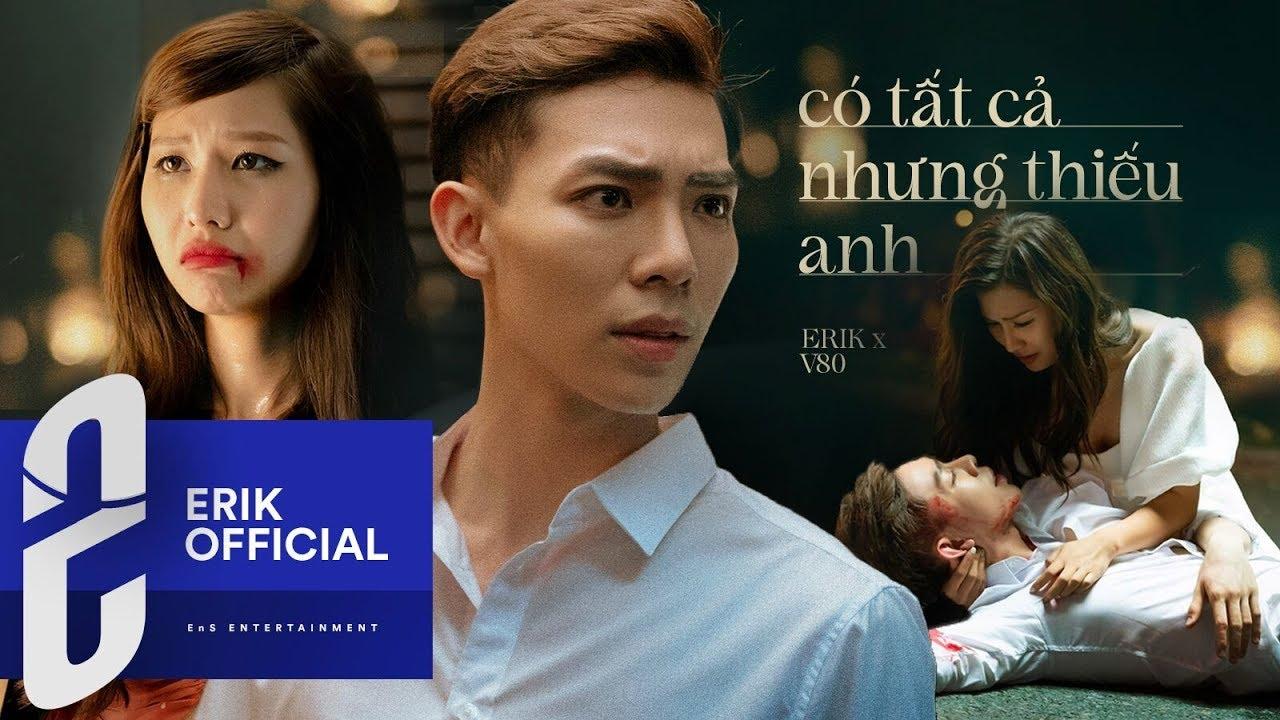 Có Tất Cả Nhưng Thiếu Anh – ERIK | Guitar Acoustic Cover | Thắng Nguyễn – Thái Lê |