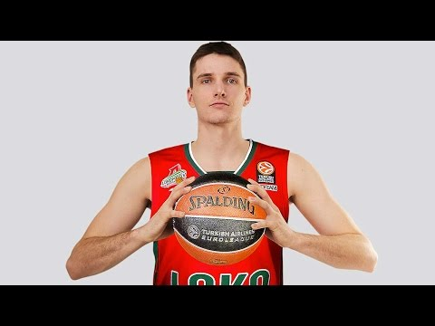 Focus on Matt Janning, Lokomotiv Kuban Krasnodar