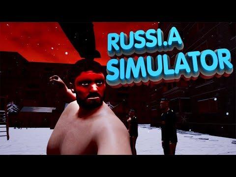 STEAM《俄羅斯模擬器》體驗戰鬥民族日常